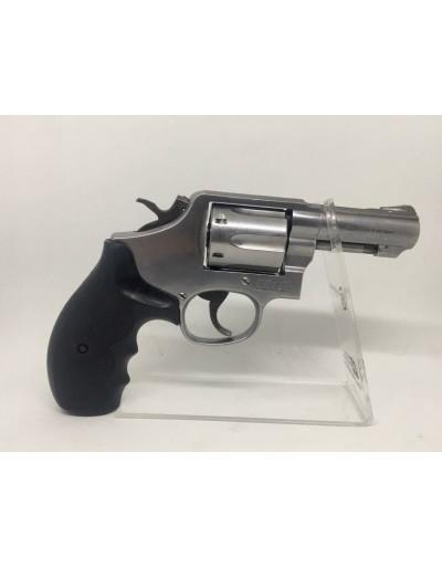 Revólver Smith &Wesson 65 del calibre 357 magnum