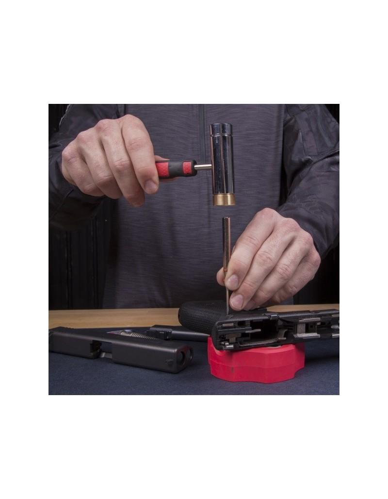 Kit Real Avid punzones y martillo