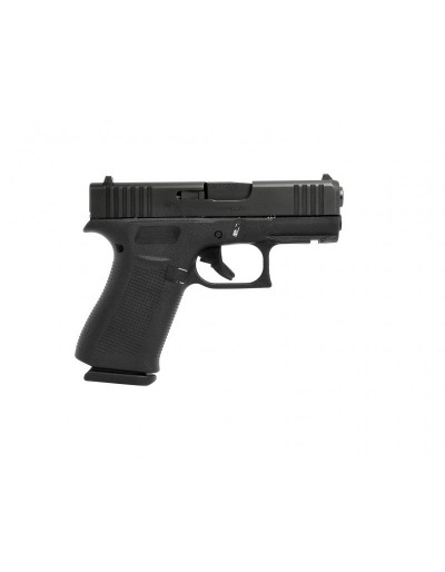 Pistola Glock 43 X BLACK RAIL FS MOS