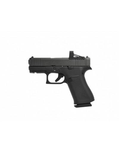 Pistola Glock 43 X BLACK/R/FS COMBO SHIELD RDS 4MOA