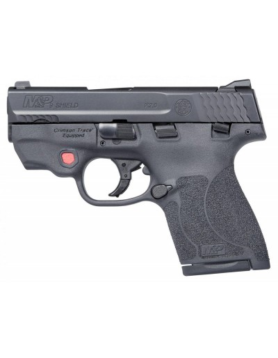 Pistola Smith & Wesson M&P9 Shield M2.0 láser Rojo