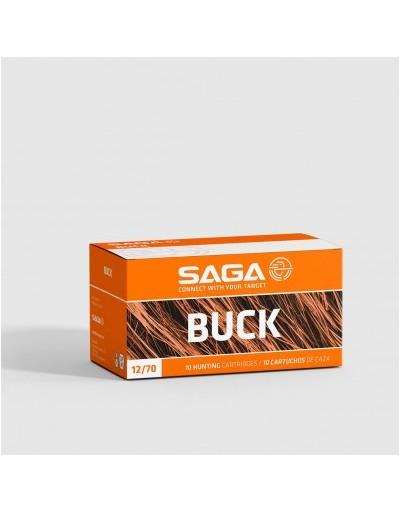 Cartucho Saga zorrero Buck 00