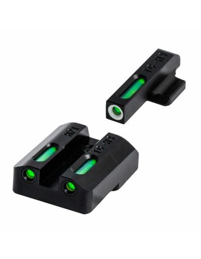 Alza y Punto Tritio Truglo TFX Glock 42/43