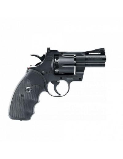 """Revólver CO2 Colt Python 357 .4,5 de 2,5""""Umarex 58147"""