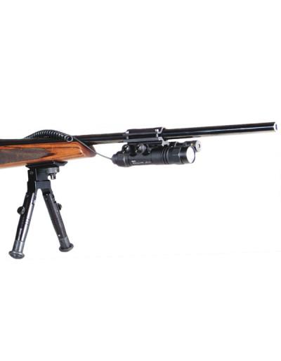 Carril Picattiny Leapers UTG cañón Rifle 5 Slot