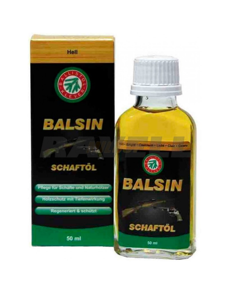 Aceite Ballistol Balsin Bright 50 mL