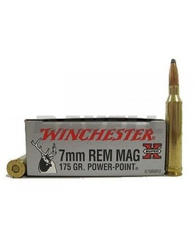 Winchester Super-X .7 mm Rem. Mag. 175 gr.