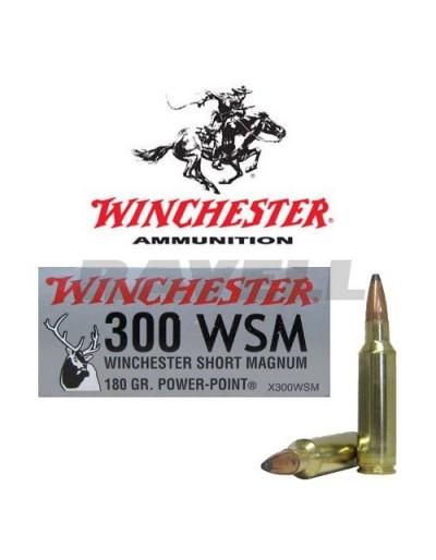 Winchester Super-X .300 WSM 180 gr.