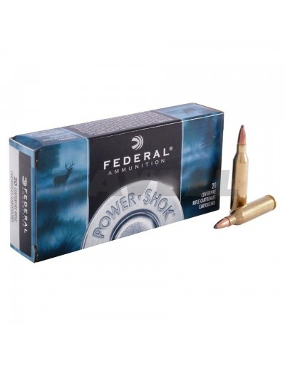 Federal .300 Win. Mag. SP 180 gr.