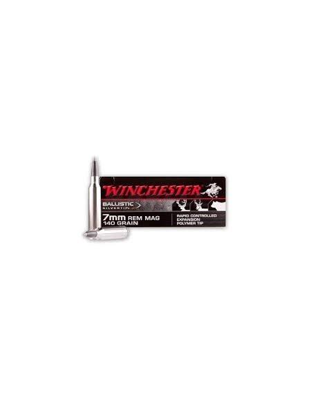 Winchester .7 Rem. Mag. BST 150 gr.