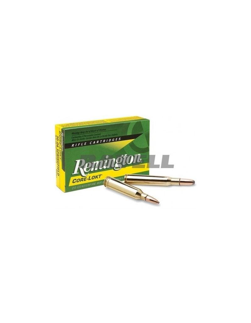 Remington .222 Rem. Core Lokt 165 gr.