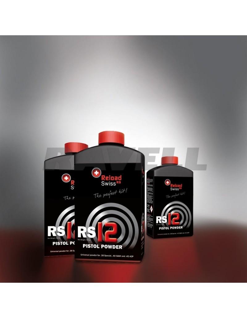 Polvora Reload Swiss RS12