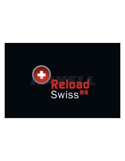 Pólvora Reload Swiss RS62