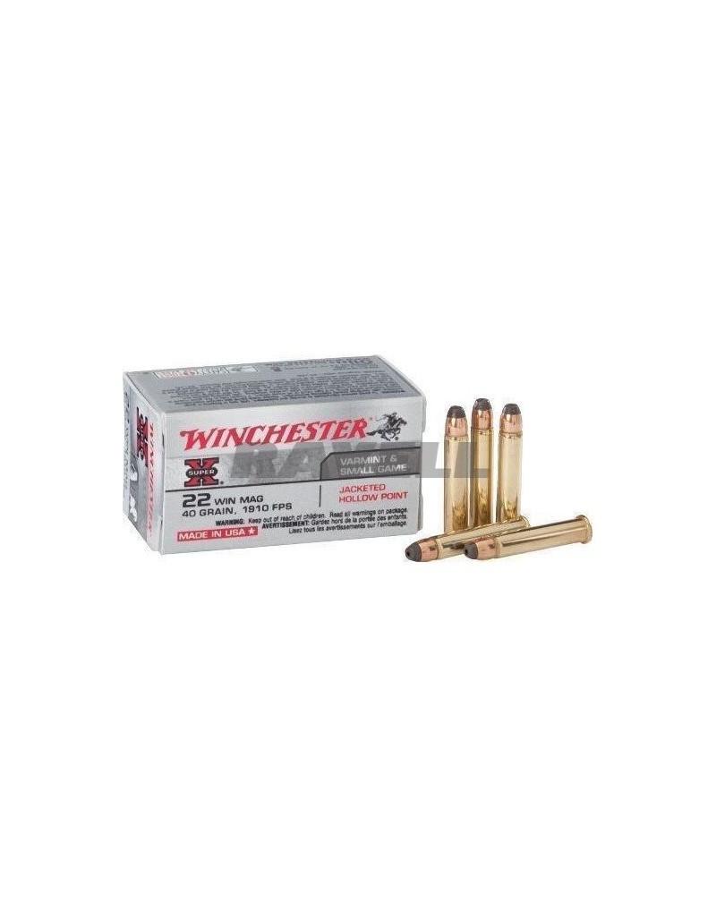 Winchester Super-X .22 WM.