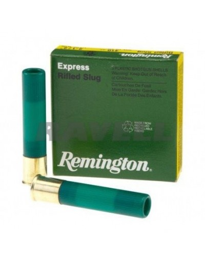 Cartucho Remington Slug .410/65